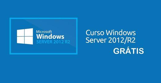 Curso Windows Server 2012 - Grátis