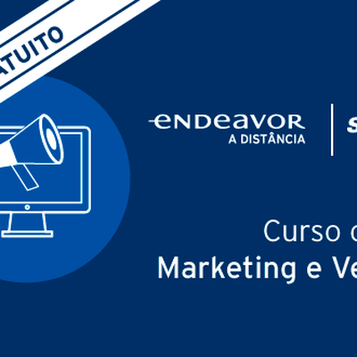 Curso Gratuito Marketing Digital para o Empreendedor | Endeavor