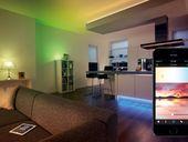Lâmpadas Smart Hue da Phillips - As lâmpadas inteligentes