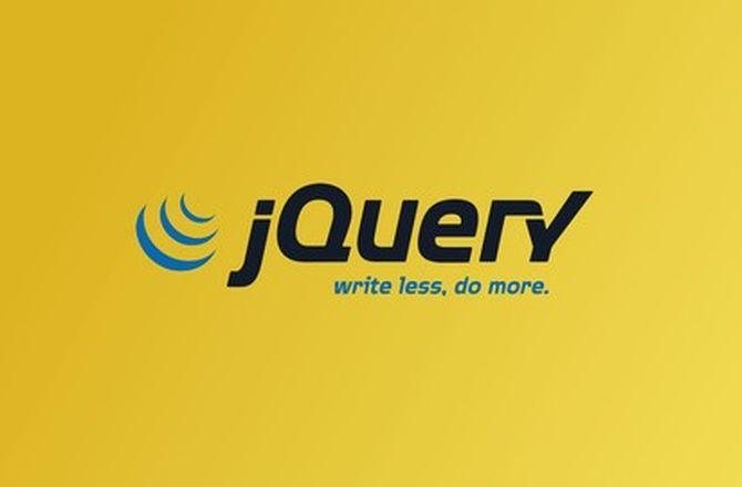 Imagem destacada do curso Curso Completo de jQuery + de 10 Projetos Práticos