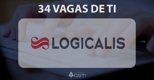 34 Vagas de TI na Logicalis