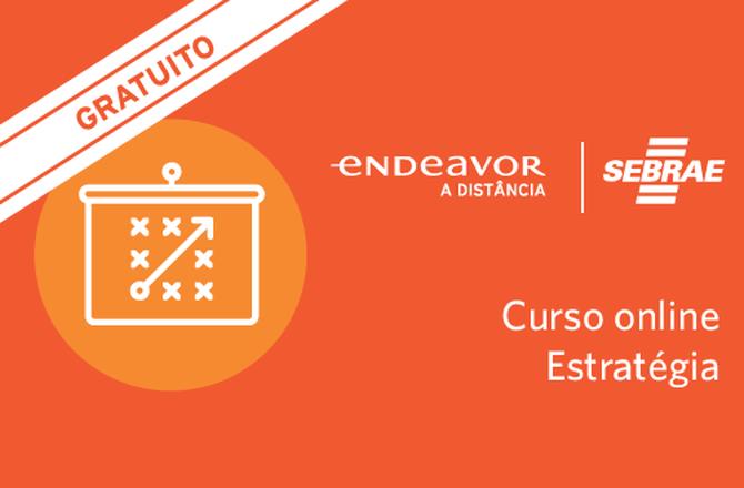 Imagem destacada do curso Curso Gratuito Planejamento Estratégico para Empreendedores | Endeavor