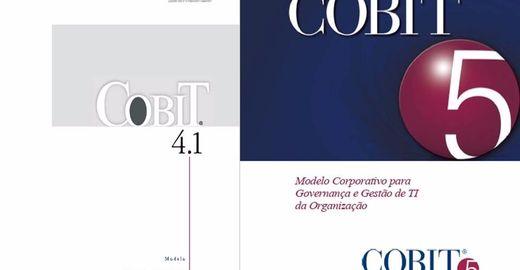 Começar por COBIT 4.1 ou COBIT 5?
