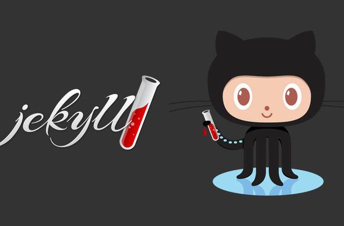 Imagem destacada do curso Curso Gratuito Criando sites estáticos com Jekyll