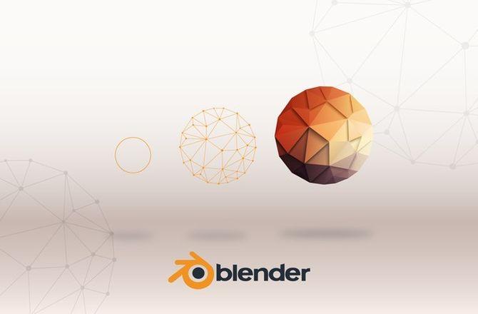 Imagem destacada do curso Curso de Blender 3D do básico ao avançado