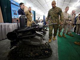 """ONU convoca reunião contra """"robôs assassinos"""""""