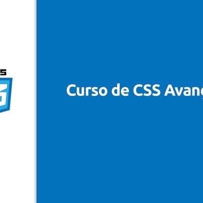 Curso online de CSS avançado
