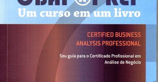 Preparação para certificação CBAP: Ebook gratuito