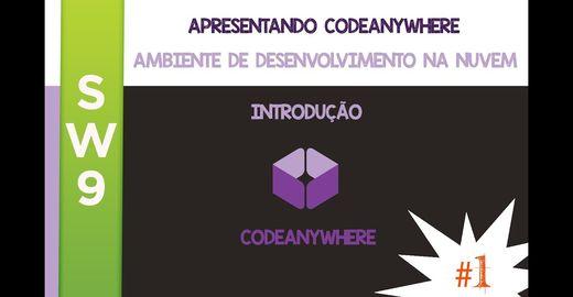 PlayList - IDE de Desenvolvimento na Nuvem com CodeAnyWhere