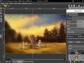 Aprenda a criar Interface e camadas com GIMP