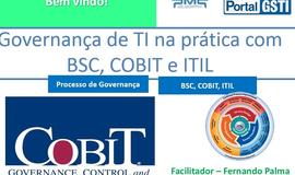 Curso Gratuito de BSC, COBIT e ITIL