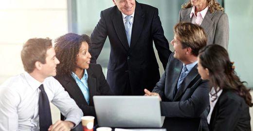 Muitas empresas têm líderes, poucas têm liderança