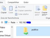 Servidor de arquivos com o Samba: Instalação