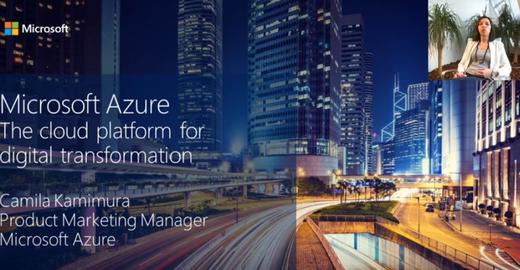 Introdução Microsoft Azure