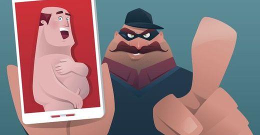 "Aprenda a se proteger do vírus que exige ""nudes"""