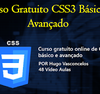 Curso online CSS3 Básico e Avançado