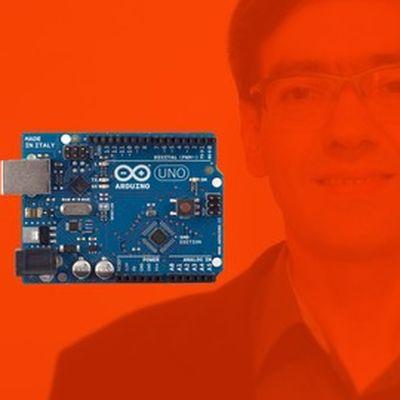Curso Arduino I - Crie Projetos Fantsticos - Prof. Neri