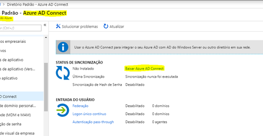 Microsoft Azure - Azure Active Directory