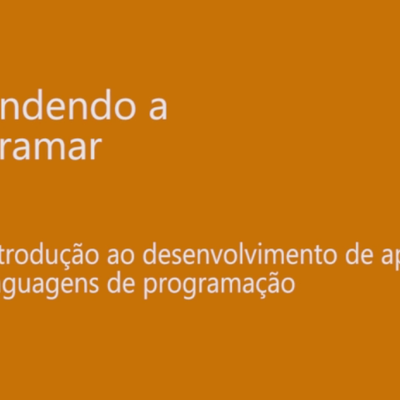 Curso gratuito: Aprendendo a Programar