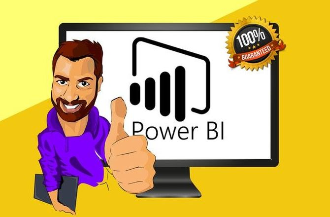 Imagem destacada do curso Curso de Business Intelligence com Power BI - Estudos de Caso