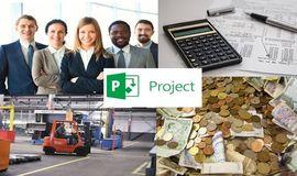 Curso Gerenciamento de Recursos usando o MS-Project