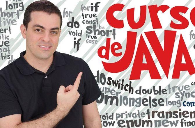 Imagem destacada do curso Curso de fundamentos de programação com Java