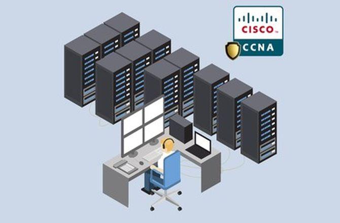 Imagem destacada do curso Curso Certificação Cisco CCNA Security - Curso Completo de Segurança em Redes