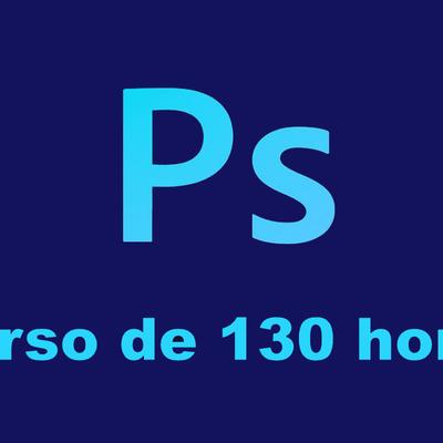 Curso Formação Photoshop | 130 horas