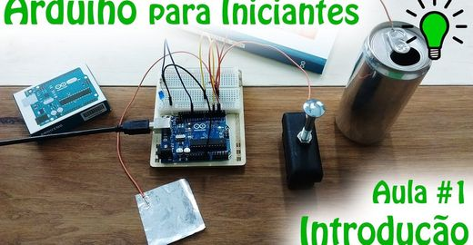 Arduino para iniciantes: 06 videoaulas