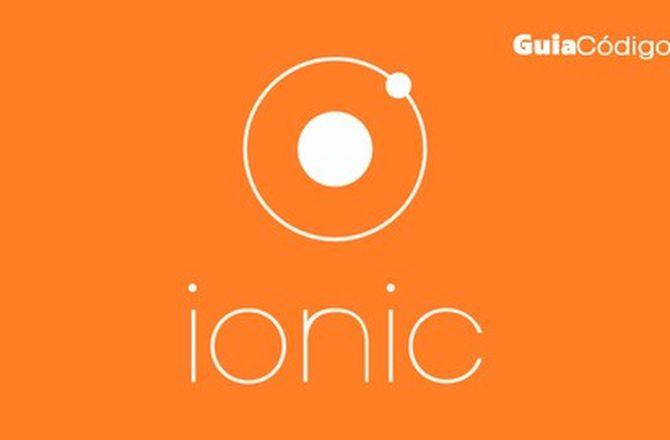 Imagem destacada do curso Curso Ionic 3 - Recursos Nativos para IOS e Android