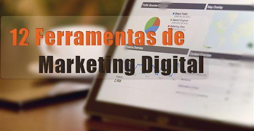 Quais são as ferramentas de marketing mais importantes!!
