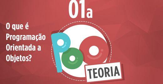 Curso de POO -  Java e PHP
