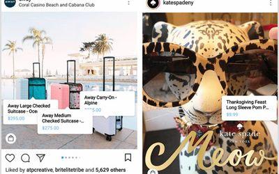 Novo recurso de compra para o Instagram