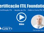 Certificação ITIL Foundation e Curso ITIL Virtual