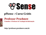pfSense - Curso Grátis