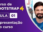 Curso grátis: Criando um site com Bootstrap 4
