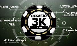 Desafio 3k - Como gerar R$3000,00 utilizando o Facebook