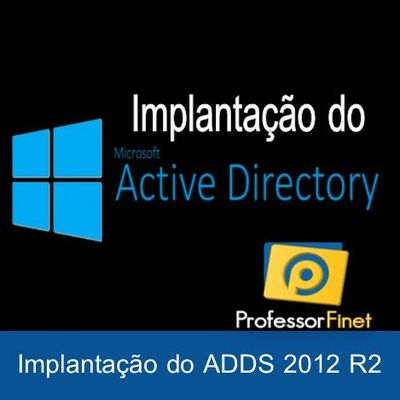 Curso Implantação do Active Directory