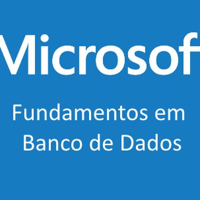 Curso gratuito conceitos básicos de bancos de dados
