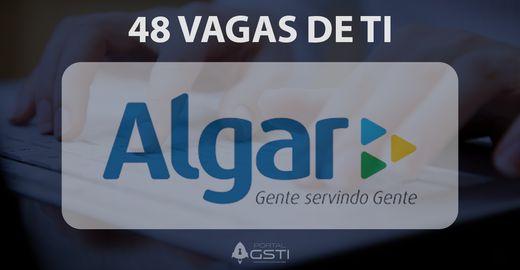 48 Vagas de TI na Algar