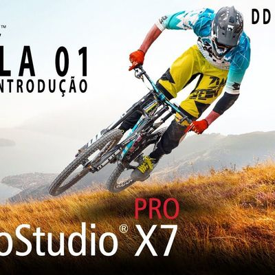 Curso Gratuito Corel Video Studio Pro X7  | DD Tutoriais