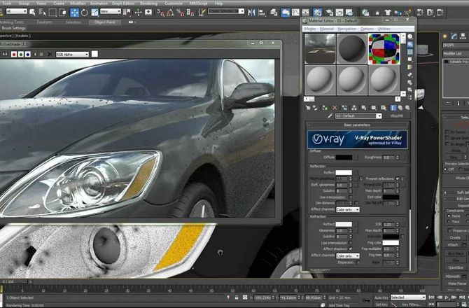 Imagem destacada do curso Curso 3D Studio Max Completo