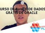 Curso de Oracle Grátis