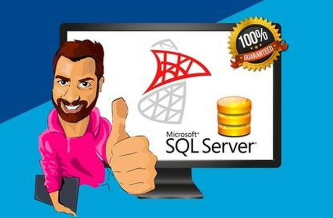 Imagem destacada do curso Curso DBA SQL Server 2016 Essencial - Aprenda do Zero!
