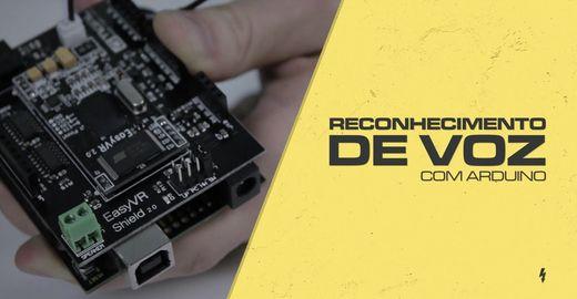 Reconhecimento de Voz com Arduino