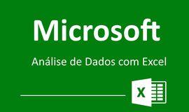 Curso gratuito de análise de dados com Excel