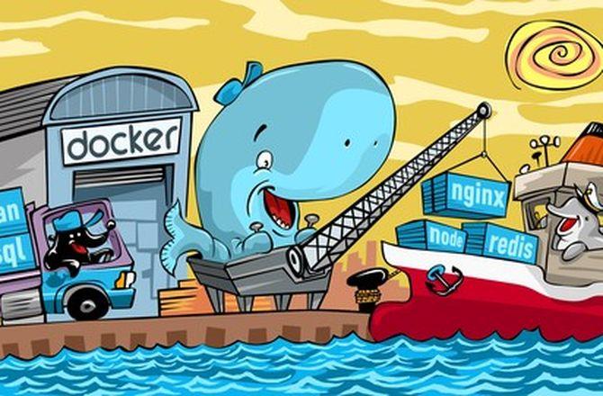 Imagem destacada do curso Curso Docker: Ferramenta essencial para Desenvolvedores