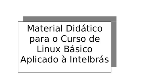Material LINUX gratuito