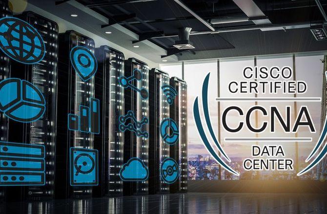 Imagem destacada do curso Curso para certificação Cisco CCNA Data Center Completo (DCICN + DCICT)