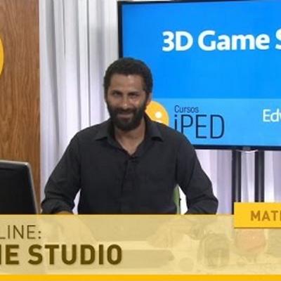 Curso Gratuito 3D Game Studio na Prática